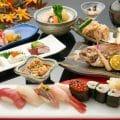 那珂川周辺マップ 日本料理の店